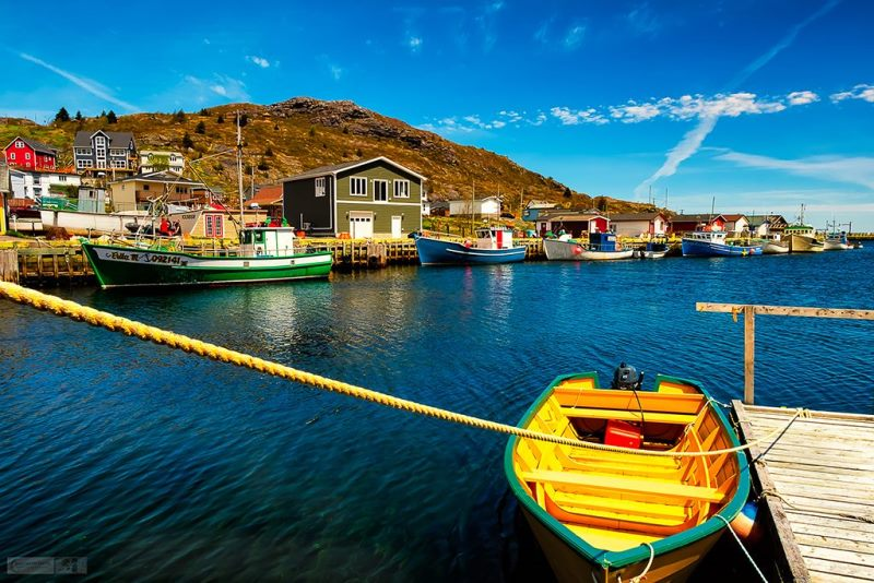 East Coast Petty Harbour 1A