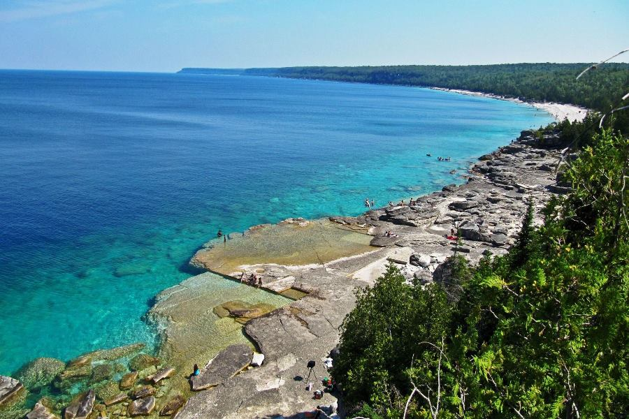 Tobermory Pic 3D