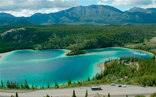 Yukon Emerald-Lake