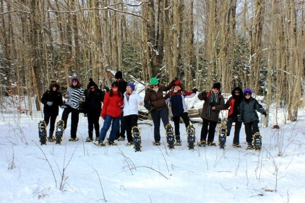 Snow Valley Snowshoeing Day TRIP (Bus Ride Incl): Sat, Feb 25