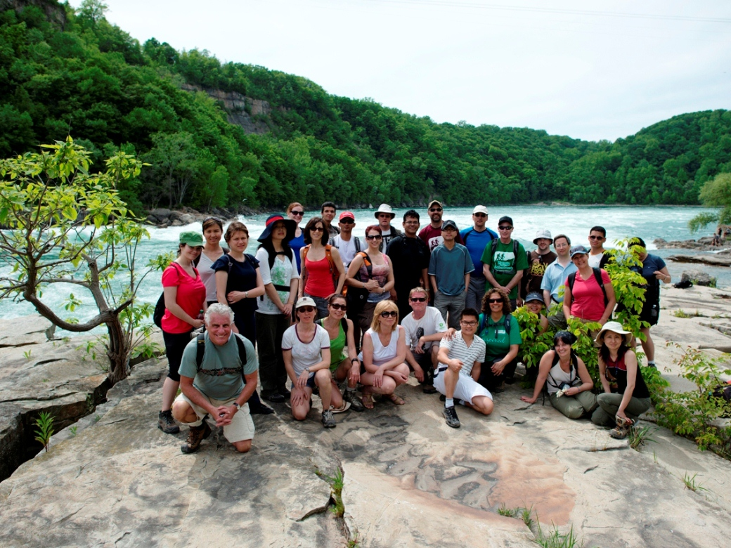 Niagara Gorge Group Hike
