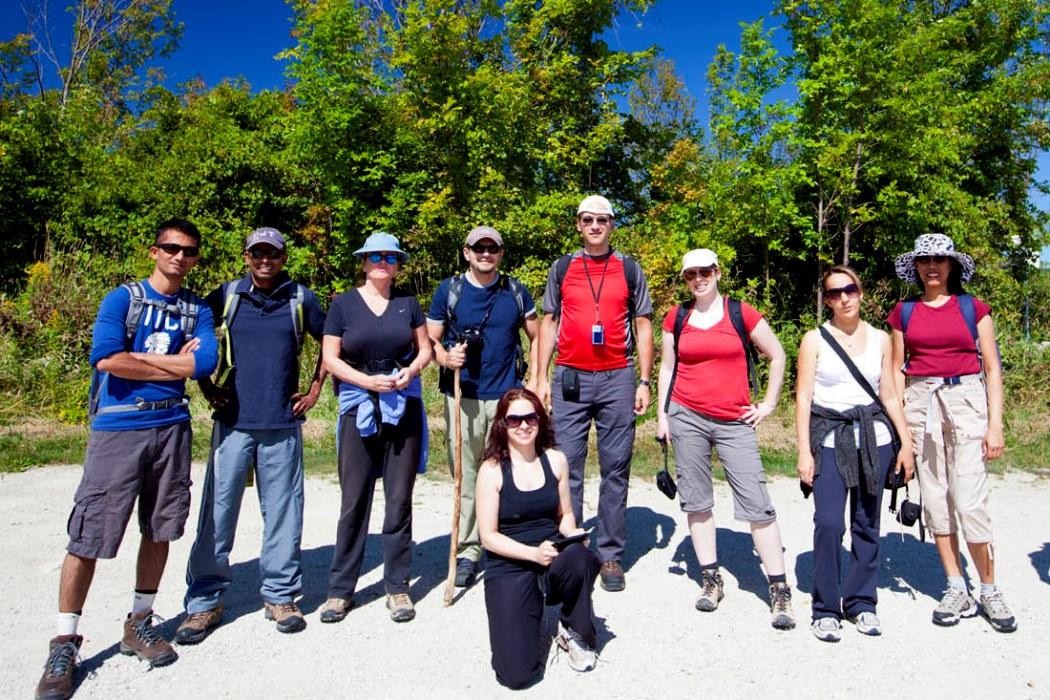 Four days left to book your hiking adventure at spectacular Elora Gorge on June 17 #TOhiking