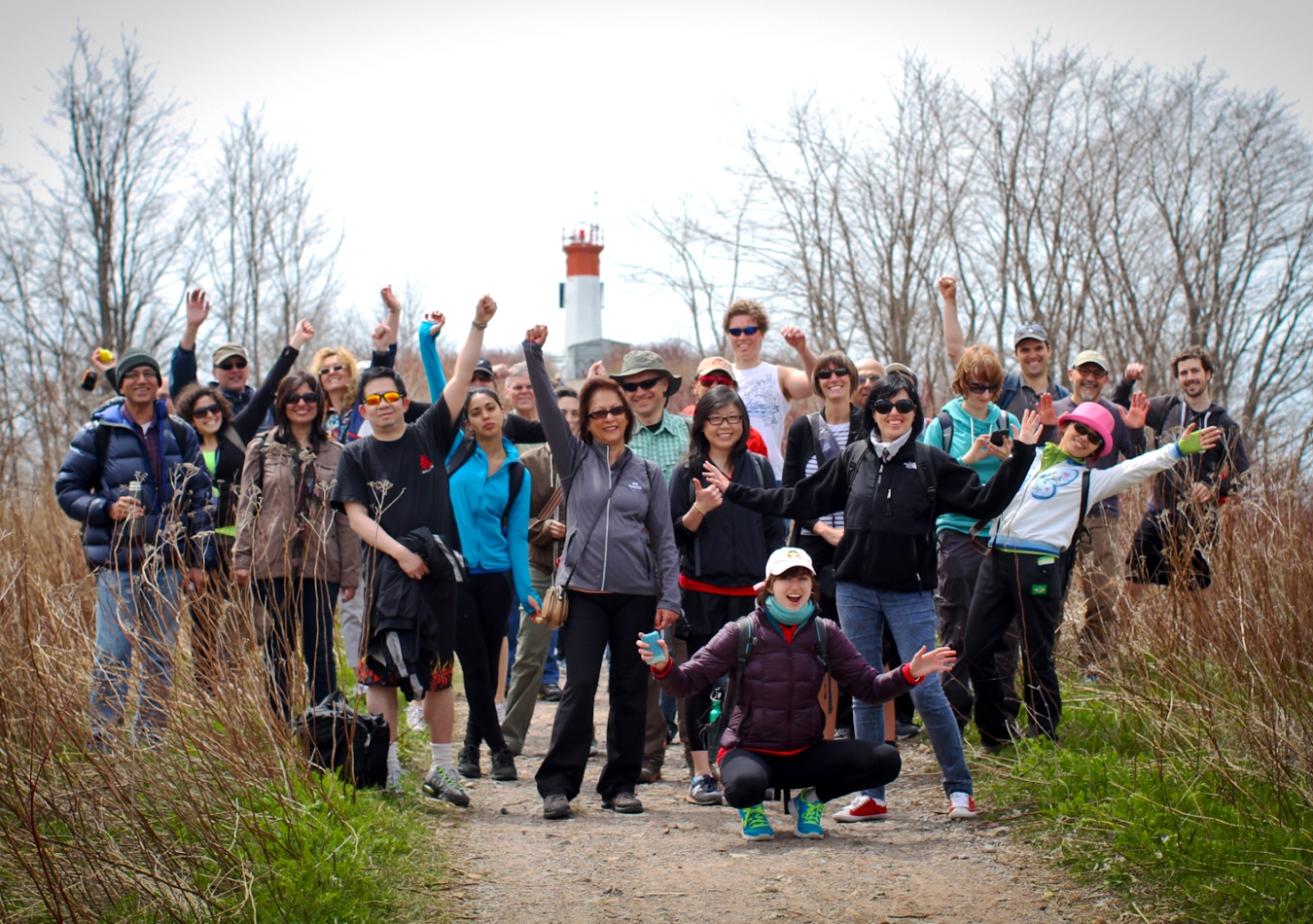 Tommy Thompson Group Hike_1