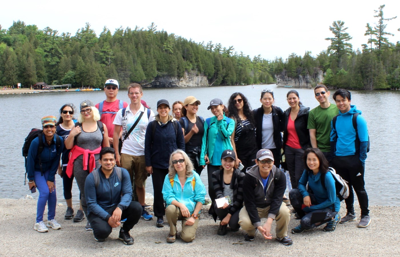 Rockwood hiking photos #Parkbus: Sat, Jun 2