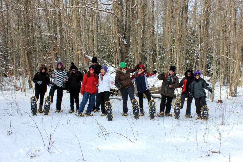 Sold out - Arrowhead Pr. Park Snowshoeing Day TRIP (Bus Ride Incl): Sat, Jan 27