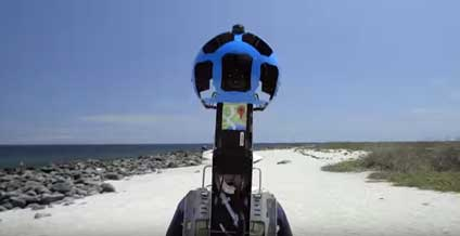 Wanna be a Google Trekker?