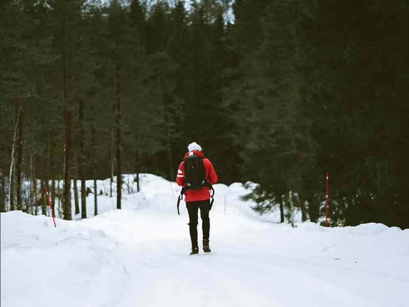 Ten Tips for Winter Hiking